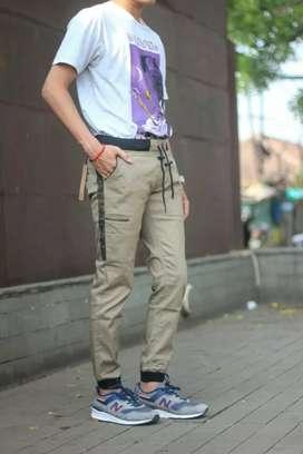 Jogger Pocket Camo m l xl xxl