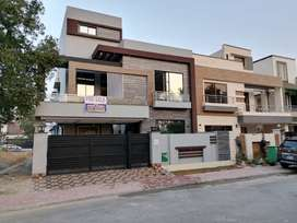Brand New 10 Marla House For Sale In Overseas B Bahria Town