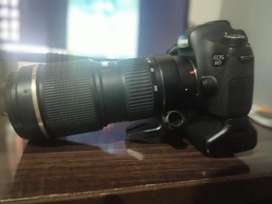 Canon 6d with 70-200 2.8