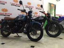 Kawasaki w 175 type se tahun 2018