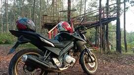 Jual motor vixion new 2013