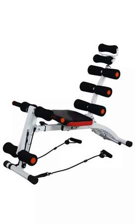 Six Pack 6 in one gym abdominal exercise machine