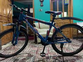 Almost new bicycle (Caspian bicycles)