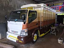 Truck Canter 2014 modif