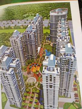 2bhk with study new flat for rent