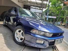 MITSUBISHI Galant 2.5 ST mt manual 1998 biru mulus bandung