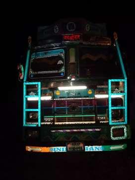 Truck Tata 2007 LP 2518