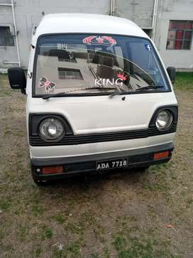 Suzuki carry bolan 1995 used. In best condition. Prize 4 lack.