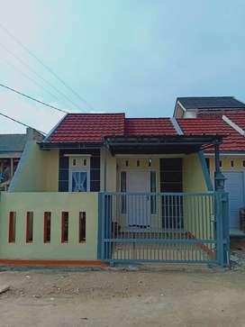 Rumah baru harga super hemat & bebas banjir di Sukamukti katapang Kopo
