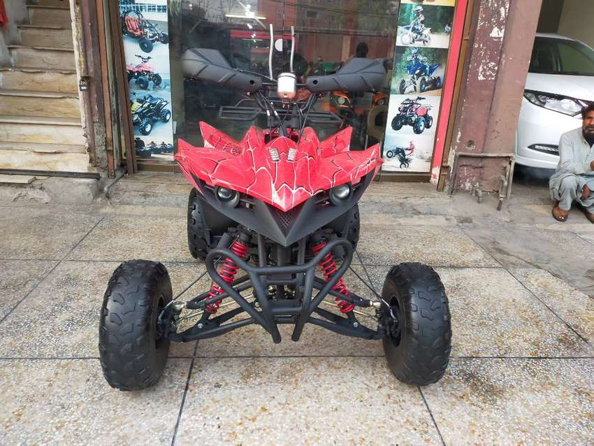 Raptor 250cc Atv Quad 4 Wheels Bike With New Features 0