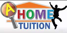 Home tution for 5 To 10 th class