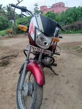 Bike sale from Kanchipuram. Good condition motor bike and low driven.