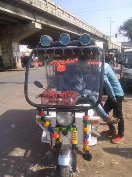 I wants to a good driver for three wheeler e rickshaw