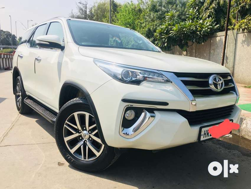 Toyota Fortuner 2.8 4X4 Automatic, 2017, Diesel 0