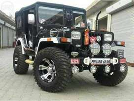 Mr Paink Full modified Jeep and open Jeep ready