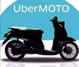 Uber bike moto..