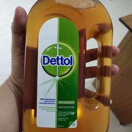 Dettol antiseptik 750 ml