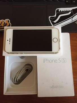 Iphone 5s 32gb Gold Ex Inter