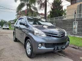TDP 18 JUTA Toyota Avanza E Plus Upgrade G Manual 2014/2015 Bukan 2016
