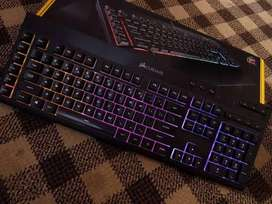 RGB Gaming Keyboard Corsair K55