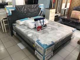 Set kasur Therapedic Dr. pedic 180x200