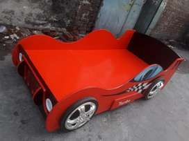 Available new design car bed for kids