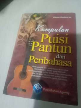Buku PUISI PANTUN DAN PRIBAHASA