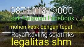 Tanah kavling SHM Murah Kulon Progo