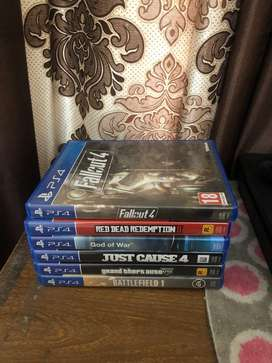 ps4 games worth of 10000