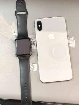 iphone x 256 GB jv software