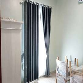 Gorden Vitrase Curtain Blinds Gordyn Korden Decor Interior.157656t8h