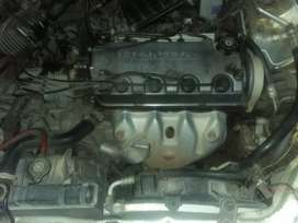 New engine new seats and genuine condition