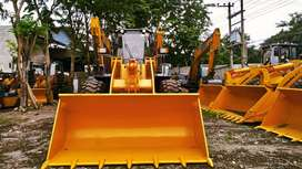 Wheel Loader Lonking 1.7 Kubik Kualitas Istimewah Area Bengkulu Tgh