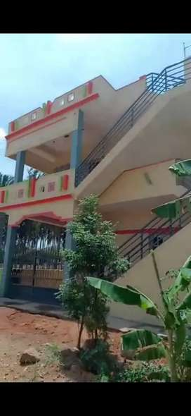 6500 rent two bhk house