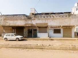 Corner Industrial Plot in G-Area Liaquat Square Malir
