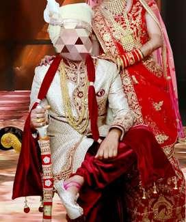 Global brand Royal Western groom sherwani for sale...bought for ₹19000