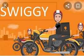 Swiggy delivery boy