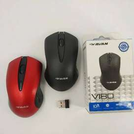 Mouse avan bluetooth wireless packing