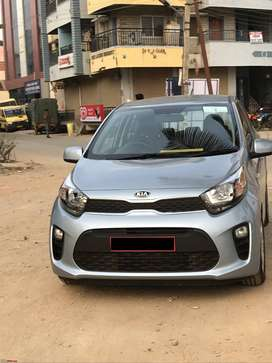 KIA picanto 2018 get on easy  Monthly installments