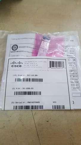 Cisco Pluggable (sfp) Gigabit Interface Converter