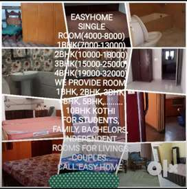 single room for boys/girls/couples
