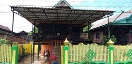 Rumah Sappu (Rumah Panggung)