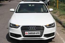 Audi A4 2.0 TDI (177bhp), Technology Pack, 2014, Diesel