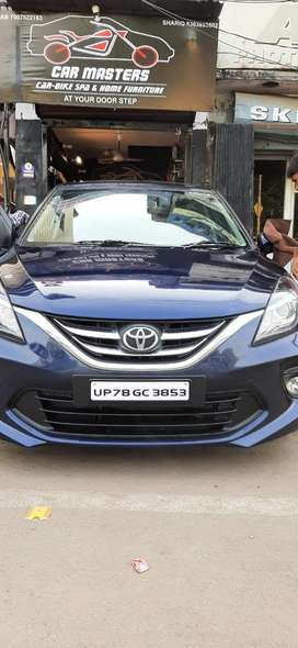 Toyota Glanza 2019 Petrol Well Maintained