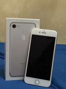 IPHONE 7 32GB SILVER FULLSET