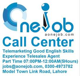 Call Center, Telesales Agents