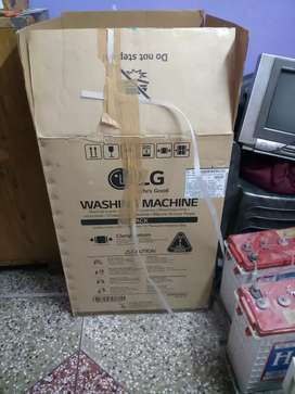 LG 9 KG FULLY AUTOMATIC FRONT LOADED WASHING MACHINE