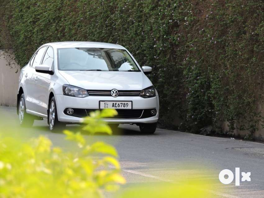 Classy Styling Sedan Car- Volkswagen Vento 1.6 Highline -Automatic 0