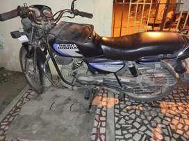 Splender Bike in very good condition