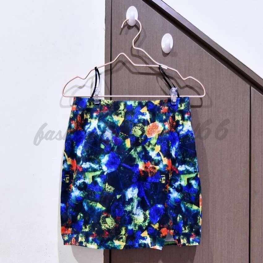 preloved echo mini skirt 0